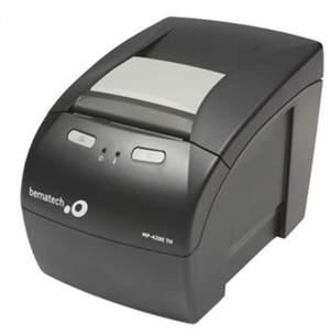 Impressora Não Fiscal Bematech MP-4200, Corte Guilhotina, USB e Serial