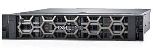 Servidor Dell PowerEdge Rack R540 Intel Xeon Bronze 3106 1.7GHz 8C, 2x RAM 8GB, 2x HDD 2TB