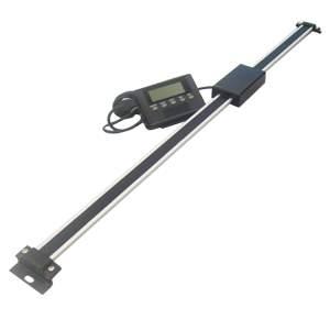 Escala Digital de Medição para Tornos e Fresas - 600mm