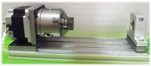Sistema 4° Eixo para Maquinas CNC