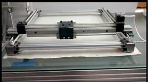 Mesa Linear 500x500 - Plotter / Laser LED
