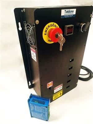Kit Eletrônica CNC 3 Eixos Industrial II - Tekkno