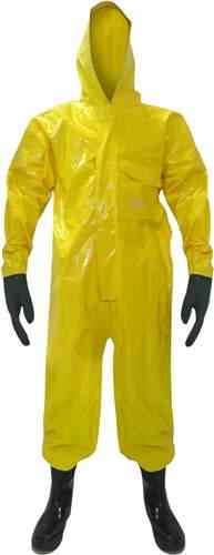 Macacão PVC PL500 Saneamento Simples C/Bota